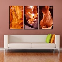 abstract painting definition - 3 plate abstract flame high definition pictures printed on the canvas household adornment picture