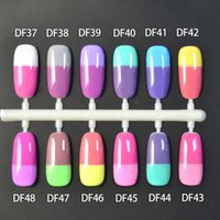 Wholesale Soak off Gel Temperature Change Color Gel LED UV Nail Gel Lacquer No Smell Long Lasting