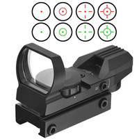 Wholesale Holographic Reticle Red Green Dot Tactical Sight Scope with Mount for hunting