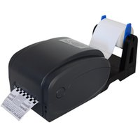 batch usb - Gprinter quot Thermal Transfer Label Printer GP T with external stand for batch label printing with Serial USB Parallel Ethernet Ports