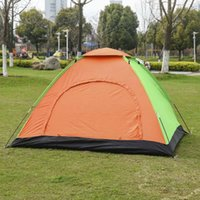 Wholesale Camping Tent for Persons Water resistant Single Layer Outdoor Travel Portable