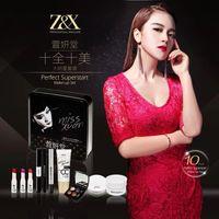 Wholesale Z X Makeup ten sets bare makeup light makeup A full set of cosmetics To create the perfect makeup different makeup a kit all done