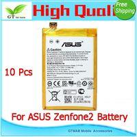 asus mobile battery - 10pcs good testing Full Power Safe High quality Mobile phone battery For Asus Zenfone Laser ZE550KL ZE601KL ZD551KL battery