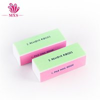 beauty file - High Quality nail file Way Buffer Block Shine File Polish Nail Art Professional Beauty Tool pc