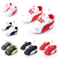 Wholesale Baby kids letter First Walkers Infants soft bottom Shoes Winter Warm Toddler leopard shoes C1552