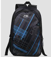 Wholesale Lining Backpack Student College Waterproof Nylon Backpack Men Women Material Escolar Mochila Quality Brand Laptop Bag Backpack