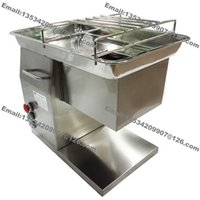 Wholesale 250KG H Stainless Steel mm mm Customized Blade v v Electric Industrial Fresh Meat Tenderizer Cutting Processing Machine