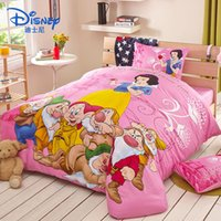 ariel comforter set - Pink Ariel Cotton Kids Bedding Sets Children Bedding Warm Home Textiles Duvet Cover Sets Pieces Bedding Sets