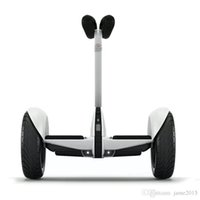Wholesale Xiao mi Bluetooth Ninebot safety lightweight Speed up Lithium electric skateboard scooter electric W XiaoMi No electric skateboard