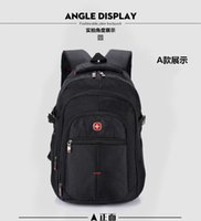Wholesale Men s and women s backpack backpack computer business travel bag movement