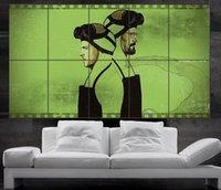 Breaking Bad cartel de la pared del arte del cuadro de Heisenberg Jesse Pinkman Skyler Gus Walter White Saul 10 partes NO2-309 envío libre