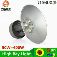 airport shipping - LED High Bay Light W W W W W W Industrial Lamp Warranty Years H AC85 V CE RoHS