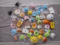 Wholesale Mixed Orders Mixed Cartoon of bread squishy