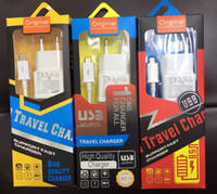 apple packing design - Nice travel in1 packing design US EU s6 fast wall charger in1 for samsung S7 NOTE5 quickly charging