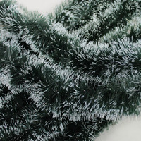 Wholesale pine garland merry christmas christmas tree decoration strip decoration garland Christmas ribbon Christmas decoration