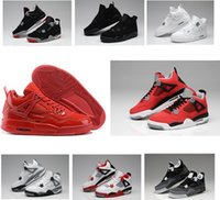 Cheap China jordan 4 retro men basketball shoes online cheapest authentic original best 1:1 quality real sneakers US size 8-13 free shipping