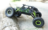 Wholesale G CH WD RC Car Rock Crawlers x4 Driving Car Double Motors Drive Bigfoot Car Remote Control Car Model Off Road Vehicle Toy