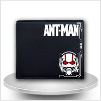 ant photos - Movie Ant Man Students wallets Young boys Men s Purse Credit Card Holders Fashion Short style wallet Chirstmas Birthday gifts
