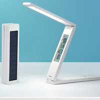 Cheap Eye Caring Folding LED Table USB Battery Desk Lamp Bright Night Reading Book Desk Lamps Solar Powered LED Lamps