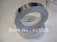al tape - 3 Pieces New mm M Aluminum Al Foil Tape Adhesive Adhesive Resist Joint Tape tape transformer tape for hair extension
