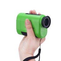 Wholesale m Handheld Monocular Laser Rangefinder Telescope Distance Meter Range Finder Golf Hunting Distance Measurement Tool KXL Q900