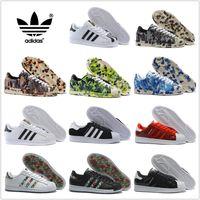 basketball junior - 2016 Adidas Originals Superstar White Hologram Iridescent Junior Superstars Sneakers Super Star Women Men Sport Running Shoes