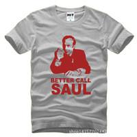 better cotton - WISHCART Better Call Soul Breaking Bad T Shirt T Shirt Men Mens New Short Sleeve Cotton Casual Tshirt Tee Camisetas Hombre