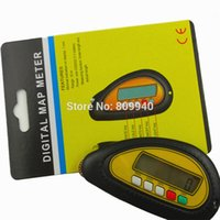 Wholesale Digital Map Meter Map Scale length and actual length measuring tester digital map gauge