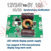 Wholesale 12V V to V A A A power converter DC DC vehicle DC voltage reducing module car display screen power bare board OEM