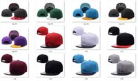 Wholesale 2016 new sport snapback cap football basketball snap back caps baseball hockey adjsut hats men women cap and hat