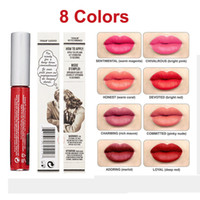 Wholesale Brand Meet Matte Liquid Lipstick Makeup color Long Lasting Waterproof Matte Lipgloss COMMITTED HONEST LOYAL CHARMING ADORING