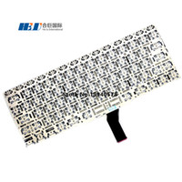 Wholesale 100 New Laptop Keyboard For Mac book air quot A1370 A1465 Keyboard US Replacement MOQ