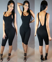 Wholesale Macacao Feminino Shorts Female Rompers Womens Jumpsuit Sexy Backless Bodycon Lace Jumpsuits Overalls For Women