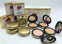 Cheap 2016 kylie jenny face power Kylie face powder profession makeup Studio Fix Powder Plus Foundation press make up face powder puffs 8 colors