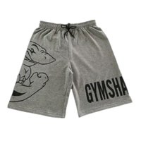 Wholesale ZDSL Shorts Men Inseam Cotton Sport Fitness Bodybuilding Brand Golds Gym GASP Powerhouse Running Basketball Short