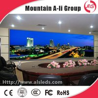 advertise definition - Meeting Room P5 High Definition Indoor Full Color LED Display Screen for Advertising with SMD Package mode