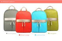 Wholesale cartinoe brand Import silk nylon fabric backpack bag