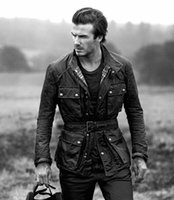 Wholesale Top quality Man Roadmaster Jackets Ourdoor Brand Clothing Men Waxed Cotton Motorcycle Jacket