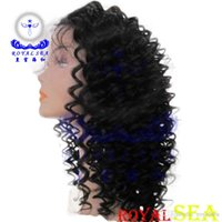 average hat size - Royal Sea Hair Dreadlocks Peruca Anime Hair Stand For Hats Whole Sale Pieces Human Hair Extension Perucas U Part Wigs