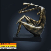 art pedestals - malaysian art and sculpture female body sculpture metal sculpture with pedestals home Decoration arts and crafts home lobby disply arts