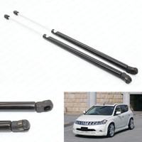 Wholesale 2pcs set Car Front Hood Auto Gas Spring Struts Prop Lift Support Fits for2003 Nissan Murano XZ