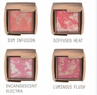 Wholesale 2016 Brand New Arrival Hourglass Ambient Lighting Blushes Makeup Face DIM INFUSION DIFFUSED HEAT INCANDESCENT ELECTRA LUMINOUS FLUSH