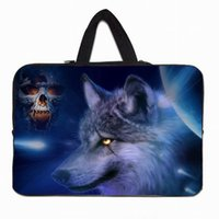 acer laptop sleeves - 14 quot Notebook Zipper Sleeve Soft Laptop Bags Case For Dell ASUS Acer Lenovo Inch Animal Prints Universal Anti shock Inner Pouch Bag