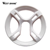 Wholesale Mountain Bike Chain Wheel Dental Plate Support Universal Gearwheel Cover Dual For Protection Cover Bike Bicycle Chain Wheel