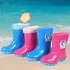 Wholesale 2016 child rainshoes boy and girl rain boot antiskid galoshes children s boots water shoes elementary school students shoes rubber