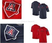 arizona youth football - Men s Women Youth Kids Arizona Wildcats Personalized Customized Football NCAA jerseys Blue Red Jerseys Top Quality Drop Shipping