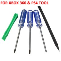 Wholesale Repair Screwdrivers Kit Precision Disassembling Tool For Xbox For PS4 Game Console Opening Tools
