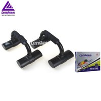 Wholesale Lenwave Brand Fitness Equipment Calories Push Up Bar Home Trainer Push Up Stands High Quality For Men Women