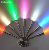 Wholesale LED Stage lamp Fan shade sconce lamp disco KTV RGB wall lamp remote control wedding ceremony Foyer hotel lighting decoration