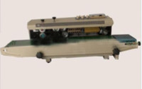 Wholesale New Horizontal Continuous Band Sealer Plastic Bag Sealing Machine FR